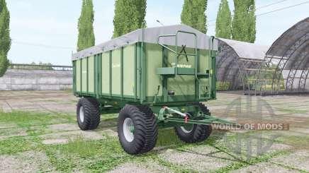 Krone Emsland DK 280 R edit Dracko for Farming Simulator 2017