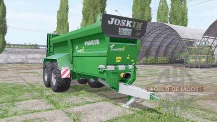JOSKIN Tornado3 edit Stevie for Farming Simulator 2017