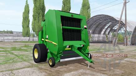 John Deere 568 for Farming Simulator 2017