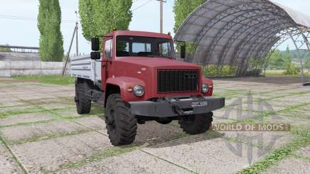 GAZ 3308 Sadko for Farming Simulator 2017