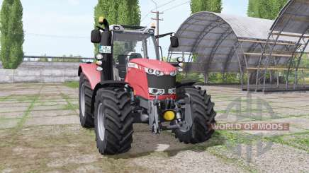 Massey Ferguson 6614 for Farming Simulator 2017