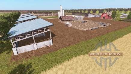 Mallydam Farm for Farming Simulator 2017