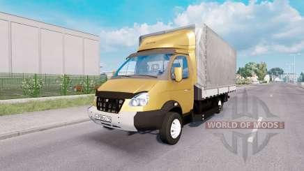 GAZ 3310 Valday 2004 for Euro Truck Simulator 2