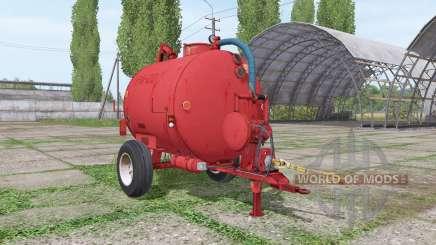 Meprozet PN 20 for Farming Simulator 2017