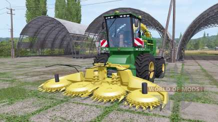 John Deere 7400 v1.2 for Farming Simulator 2017