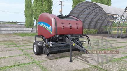 New Holland Roll-Belt 150 for Farming Simulator 2017