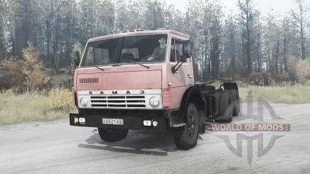 KamAZ 55102 for MudRunner
