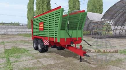 Hawe SLW 45 for Farming Simulator 2017