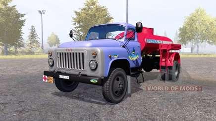 52 Flammable GAS for Farming Simulator 2013