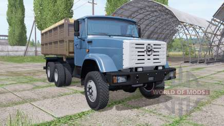 ZIL 4334 v1.1 for Farming Simulator 2017