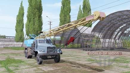 KrAZ 257 TO-162M for Farming Simulator 2017