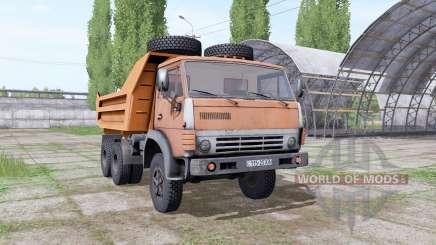 KamAZ 5511 for Farming Simulator 2017