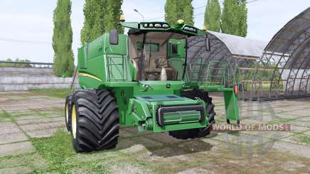 John Deere S680 for Farming Simulator 2017