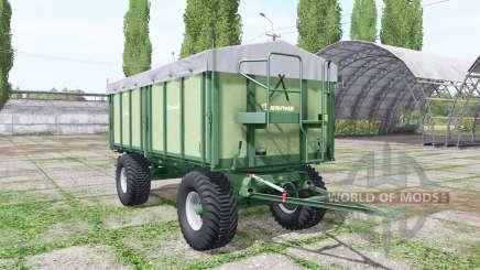Krone Emsland DK 280 R for Farming Simulator 2017