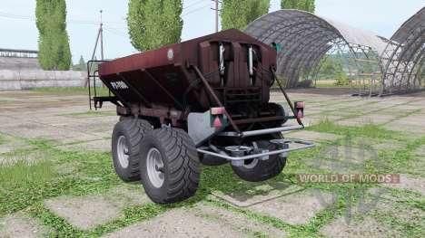 RU 7000 v1.4 for Farming Simulator 2017