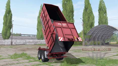 Krampe TWK 16 for Farming Simulator 2017