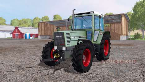 Fendt Farmer 312 LSA Turbomatik for Farming Simulator 2015