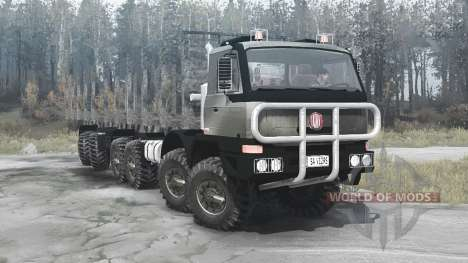 Tatra T815 TerrNo1 12x12 1998 for Spintires MudRunner
