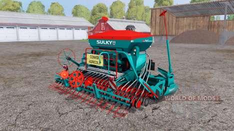 Sulky Xeos for Farming Simulator 2015