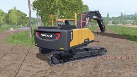Volvo EC300E v2.0 by TMP for Farming Simulator 2017