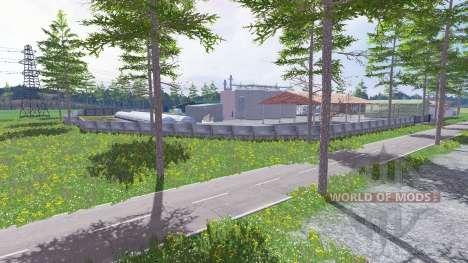 Zachodniopomorskie for Farming Simulator 2015