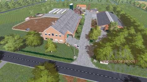 Netherlands v1.0.0.1 for Farming Simulator 2017