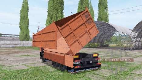 KamAZ 5320 for Farming Simulator 2017