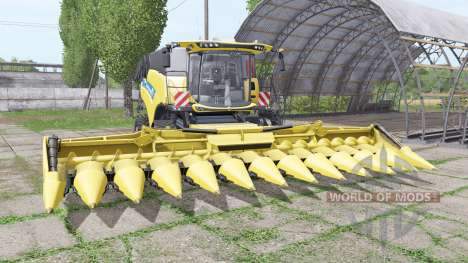 New Holland CR10.90 RowTrac pack fix for Farming Simulator 2017
