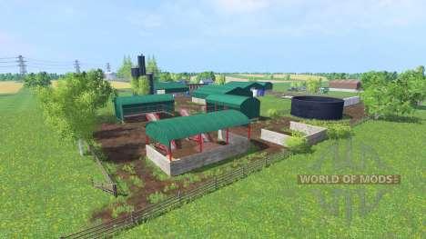 Lochty Burn Farm for Farming Simulator 2015