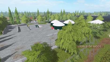 Mappinghausen v2.1 for Farming Simulator 2017