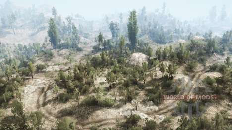 The Tyrant for Spintires MudRunner
