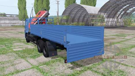 KAMAZ 65117-773010-19 for Farming Simulator 2017