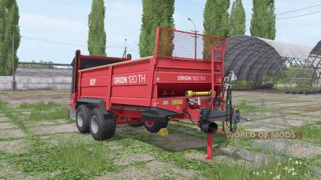 SIP Orion 120 TH v1.3 for Farming Simulator 2017