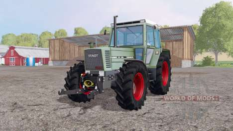 Fendt Farmer 311 LSA Turbomatik for Farming Simulator 2015