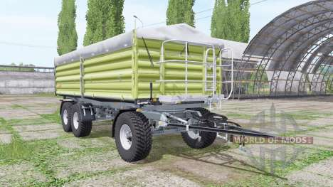 Fliegl DDK 240 v1.1.2.1 for Farming Simulator 2017