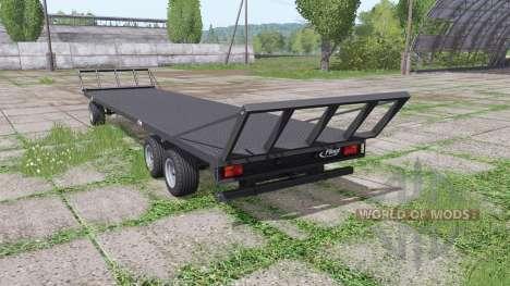 Fliegl DPW 180 autoload for Farming Simulator 2017