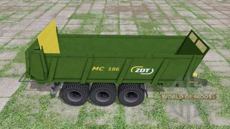 ZDT MC 186 for Farming Simulator 2017