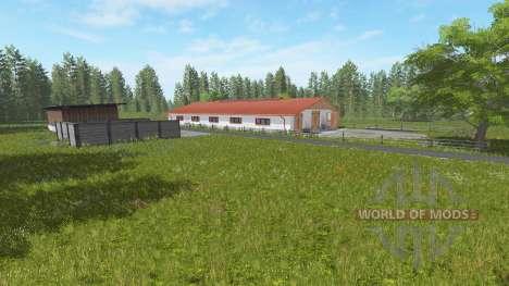 Hinterland v1.2 for Farming Simulator 2017