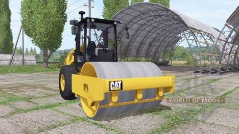 Caterpillar CS56B for Farming Simulator 2017