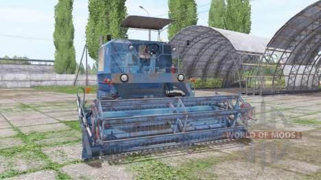 Bizon Z056 Super for Farming Simulator 2017