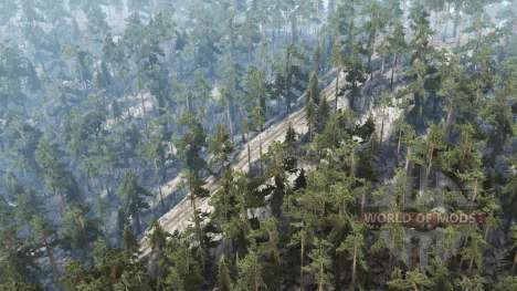 Mining area for Spintires MudRunner