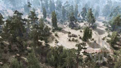 Mahoosuc Trails for Spintires MudRunner