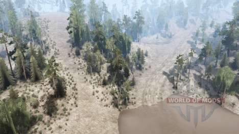 Over the Hump for Spintires MudRunner