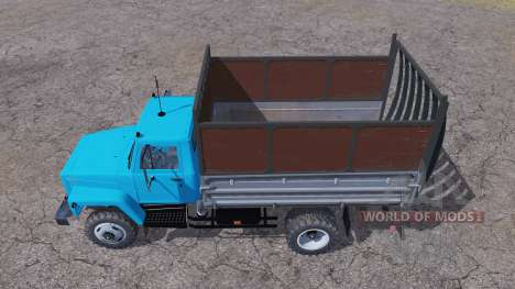 GAZ 3309 v2.0 for Farming Simulator 2013