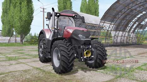 Case IH Optum 300 CVX edit BDBSSB for Farming Simulator 2017