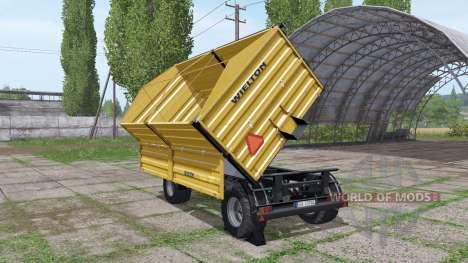 Wielton PRS-2-W14 for Farming Simulator 2017