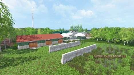 Unna District v2.7 for Farming Simulator 2015