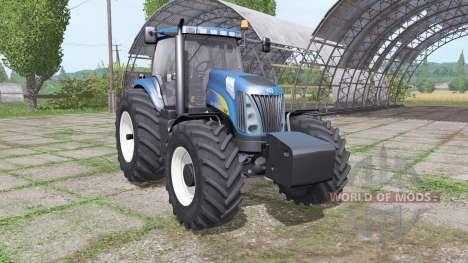 New Holland TG285 for Farming Simulator 2017