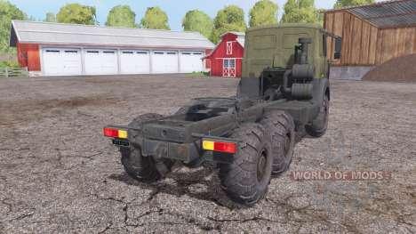 MAZ 6425Х5-410-000 for Farming Simulator 2015