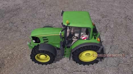 John Deere 7530 Prеmium for Farming Simulator 2013